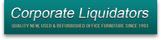 Corporate Liquidators OFFICE FURNITURE HOUSTON Logo