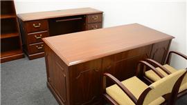 Office Desks and Credenzas