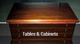 tables & cabinets